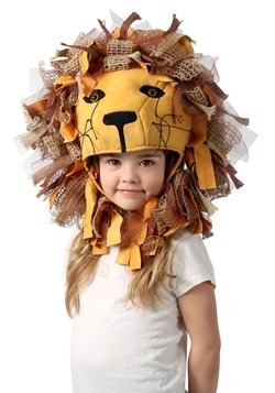 Harry Potter Girls Luna Lovegood Roaring Lion Head