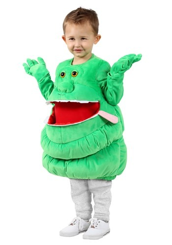 Ghostbusters Child Feed Me Slimer Costume
