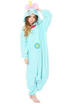 Lilo & Stitch Adult Scrump Kigurumi Costume