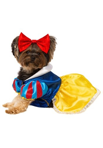 Snow White Pet Costume