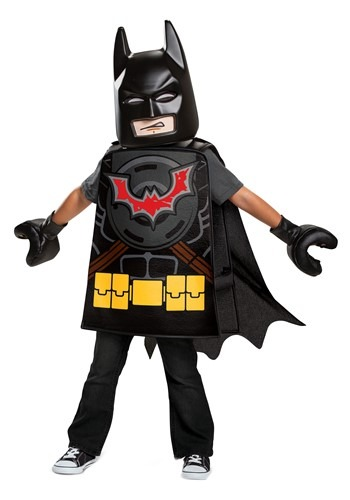 Lego Movie 2 Toddler Batman Basic Costume