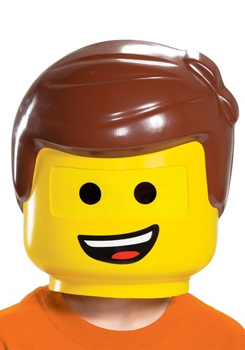Lego Movie 2 Child Emmet Mask