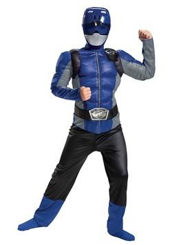 Power Rangers Beast Morphers Child Blue Ranger Cla