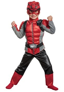 Power Rangers Beast Morphers Child Red Ranger Clas