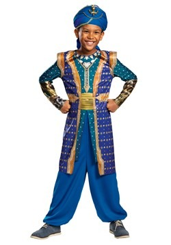 Aladdin Live Action Boys Genie Costume