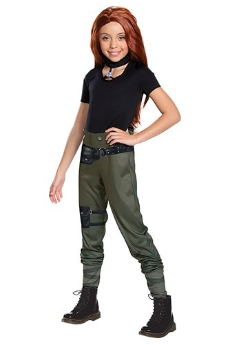Kim Possible Live Action Girls Kim Possible Classic Costume
