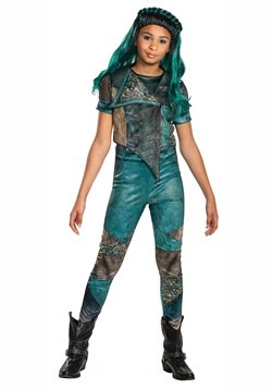 Descendants 3 Girls Uma Classic Costume