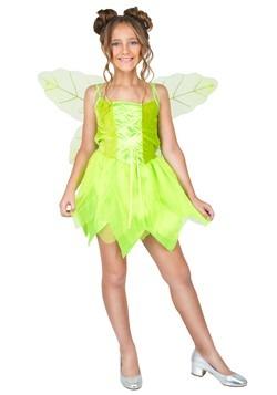 Girl's Woodland Fairy Costume