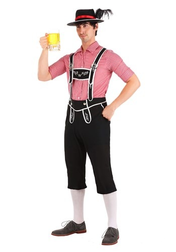 Mr. Oktoberfest Costume Men's