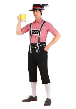 Mr. Oktoberfest Costume Men's