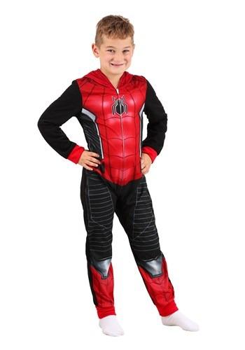 Kids Marvel Spiderman Far From Home Blanket Sleeper
