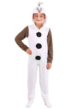 Frozen Boys Olaf Union Suit