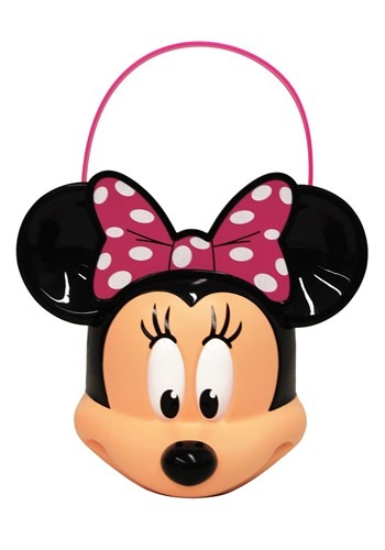 Minie Mouse Bucket Treat Bag