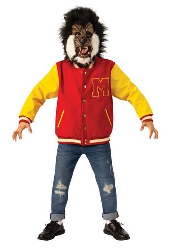 Michael Jackson Thriller Werewolf Deluxe Child Costume