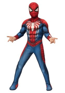 Spider-Man Gamer Verse Deluxe Child Costume