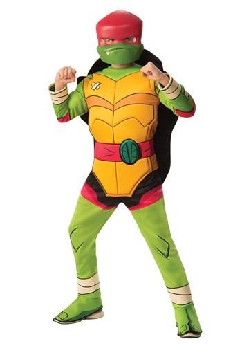 Teenage Mutant Ninja Turtle Raphael Deluxe Child C