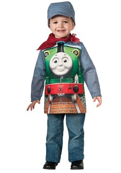 Thomas and Friends Percy Deluxe Toddler Costume