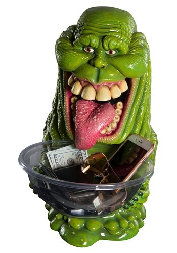 Ghostbusters Glow in the Dark Slimer Candy Bowl
