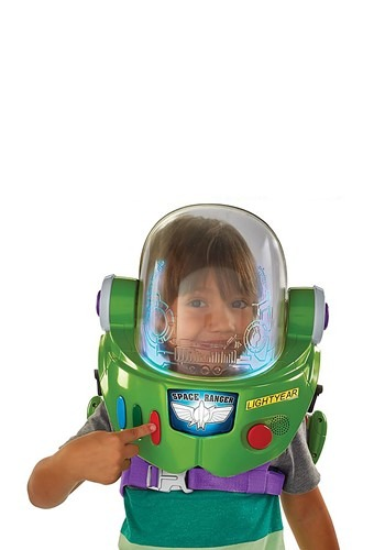 The Toy Story 4 Buzz Lightyear Space Armor w/ Jetpack