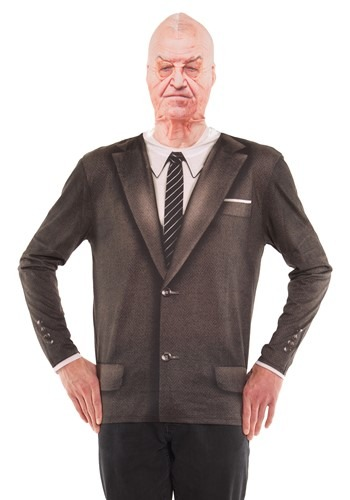 Men's Old Man Costume