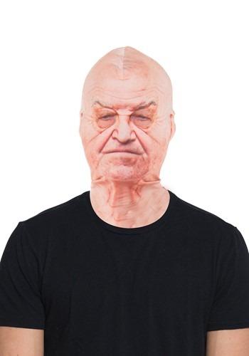 Adult Old Man Mask