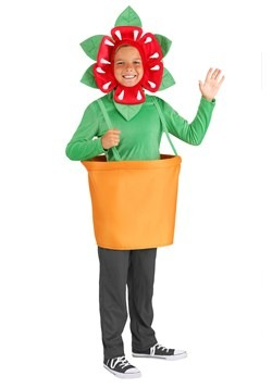 Kid's Hungry Venus Fly Trap Costume
