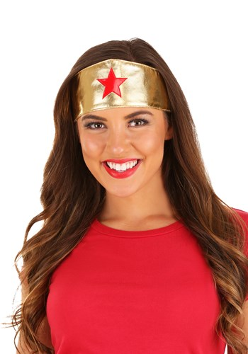 Womens Superhero Headband