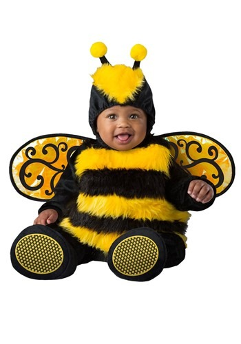 Infant Baby Bumble Bee Costume