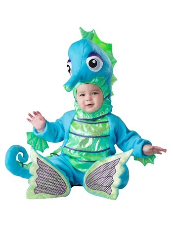 Infant Silly Seahorse Costume