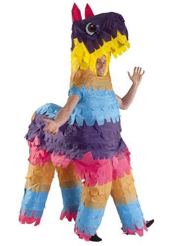 Adult Inflatable Pinata Costume