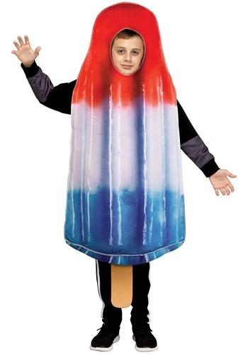 Boy's Missile Popsicle