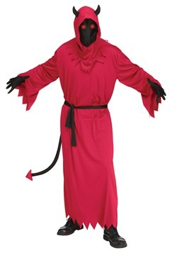 Men's Fade In/Out Devil Costume