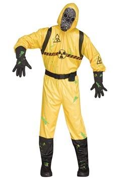 Men's Sound FX Bio Hazard Costume