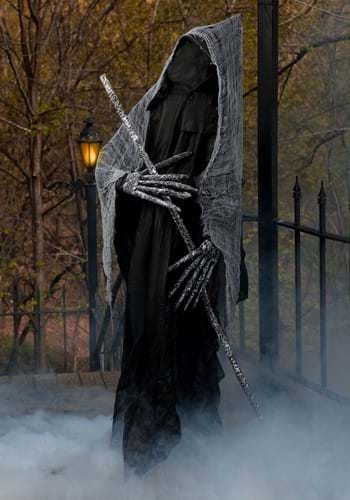 6Ft Reaper with Staff Prop