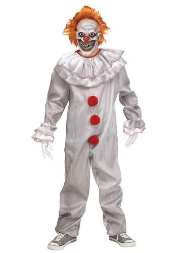 Boy's Carnevil Killer Clown Costume