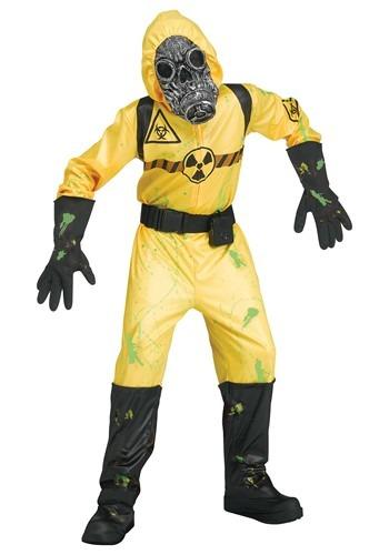 Boy's Sound FX Bio Hazard Costume