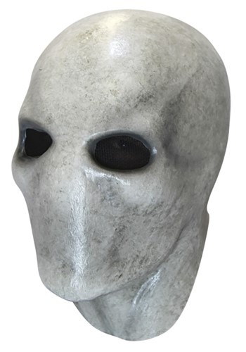 Pale Slenderman Mask