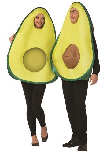 Couple's Avocado Costume