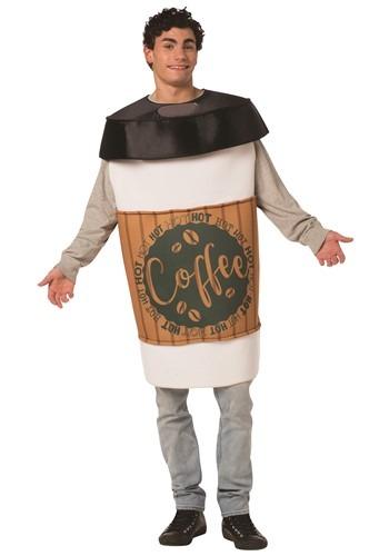 Adult Coffee Costume