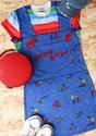 Child's Play Womens Chucky Dress