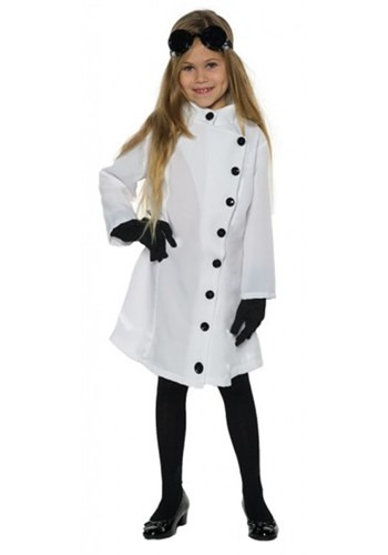 Girl's Mad Scientist Costume