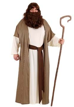 Men's Plus Size Nativity Joseph Costume