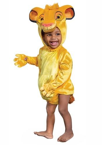 Lion King Infant Simba Costume