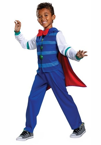 Super Monsters Toddler Drac Shadows Classic Costume