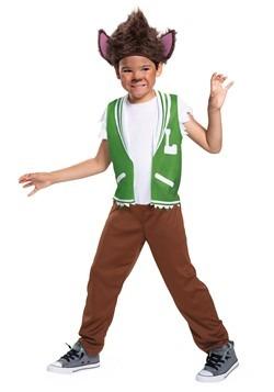 Super Monsters Toddler Lobo Howler Classic Costume