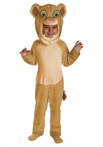 Lion King Toddler Nala Classic Costume