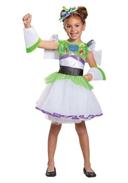 Toy Story Girls Buzz Lightyear Tutu Costume