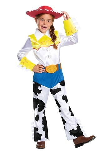 Toy Story Girls Jessie Deluxe Costume