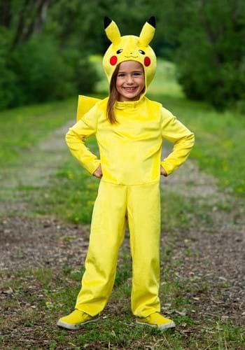 Pokemon Toddler Pikachu Classic Costume