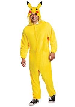 Pokemon Adult Pikachu Classic Costume
